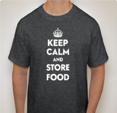 Picture of KEEP CALM T-SHIRT
