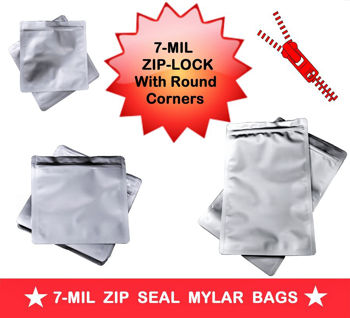 Picture for category ZIP LOCK BAGS