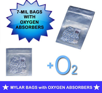 Picture for category BAGS W/ O2 ABSORBERS