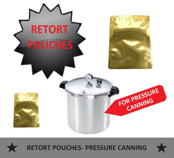 Picture for category RETORT POUCHES