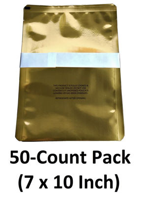 Picture of RETORT POUCH - 8 OUNCE (50-COUNT)