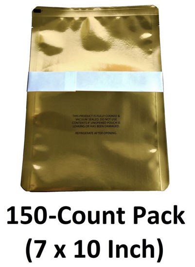 Picture of RETORT POUCH - 8 OUNCE (150-COUNT)