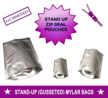 Picture for category GUSSETED POUCHES