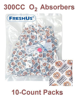 Picture of 300 CC O2 ABSORBERS (FRESHUS brand)